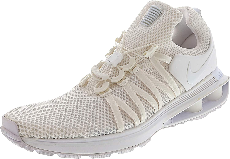 Nike Men's Shox Gravity Weiß Weiß Weiß Weiß Weiß Nylon Running schuhe 9 (D) M US B07C65G14Q  Bekannt für seine hervorragende Qualität 65c571