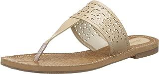 BATA Women's Zelda Beige Slippers