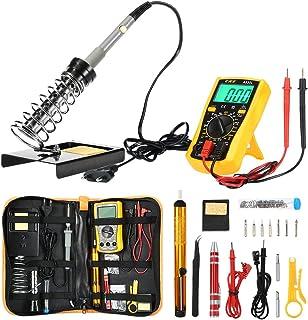 ZEEPIN Soldador eléctrico Kit profesional de estaño-16 en