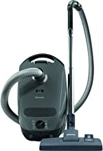 Miele Classic C1 Limited Edition Canister Vacuum Cleaner, Graphite Grey (Renewed)