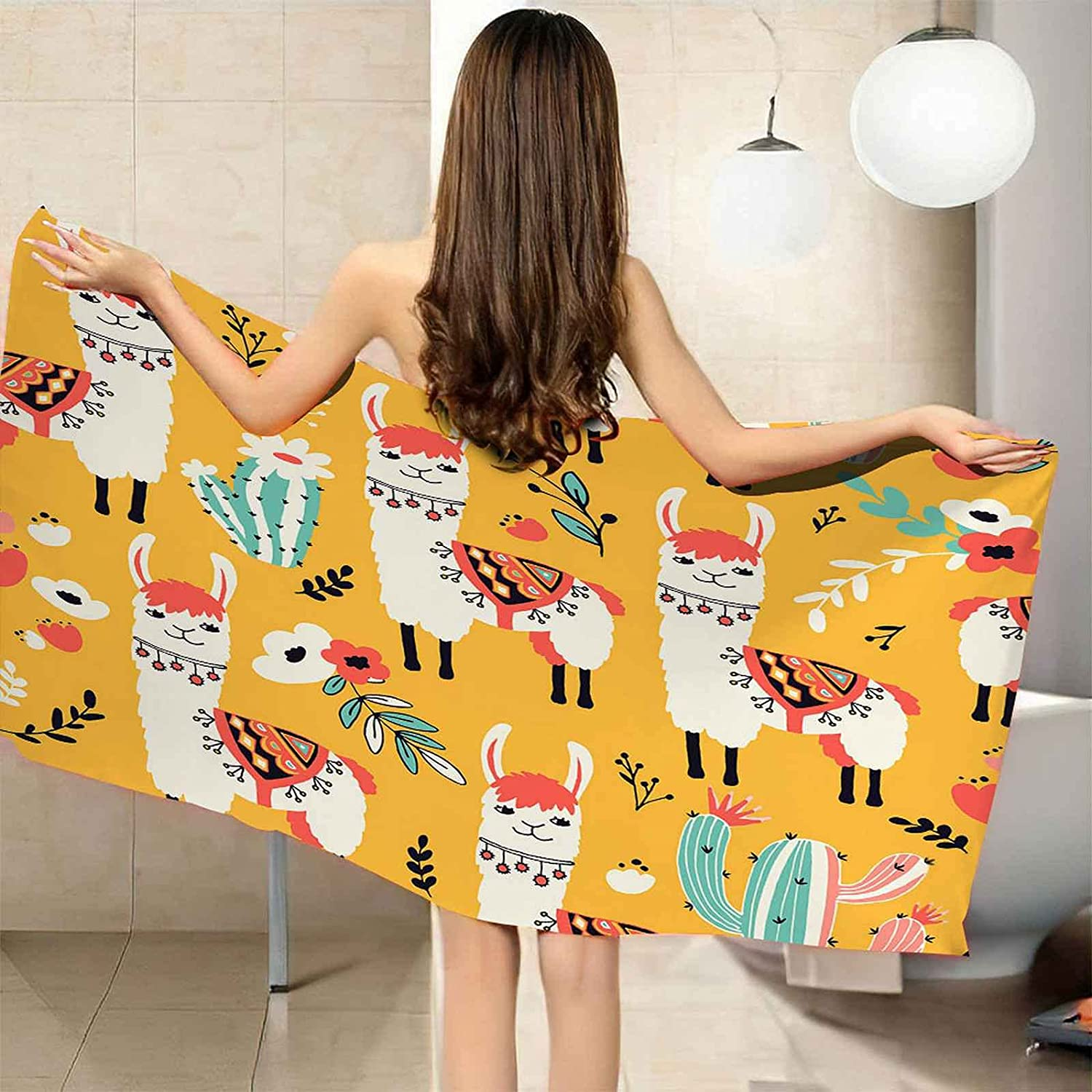 TFXDBZ Beach Towels Free shipping anywhere in the nation for Adults Sand Towel quality assurance Microfiber