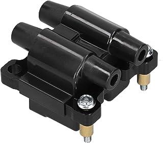 Peça do sistema de ignição, bobina de ignição profissional, acessório automotivo de plástico preto acessório para automóve...