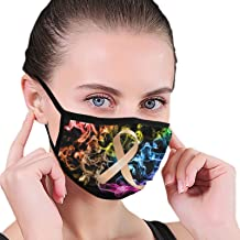 uterine cancers awareness Comfortable face mask reusable mask