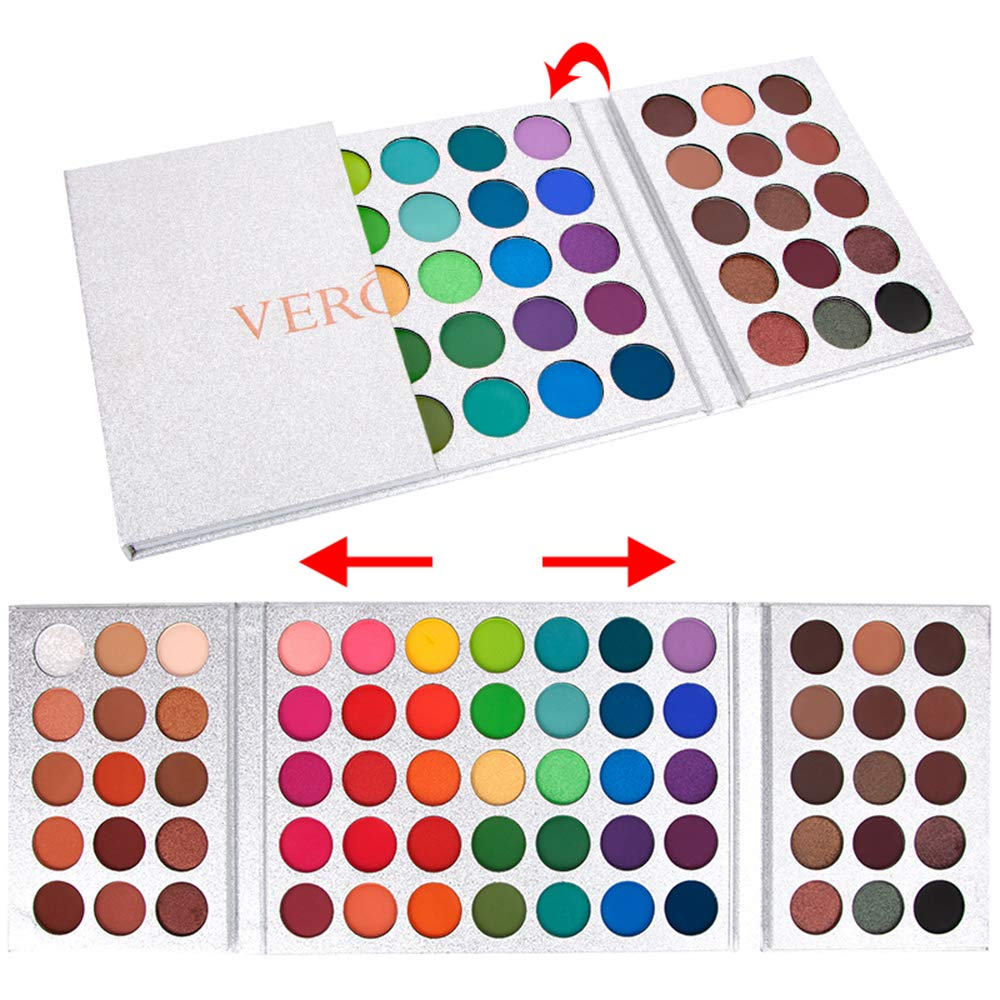 MOMSON Animer and price revision Colorful Eyeshadow Makeup Palette – Colors High 65 Ranking TOP13 P