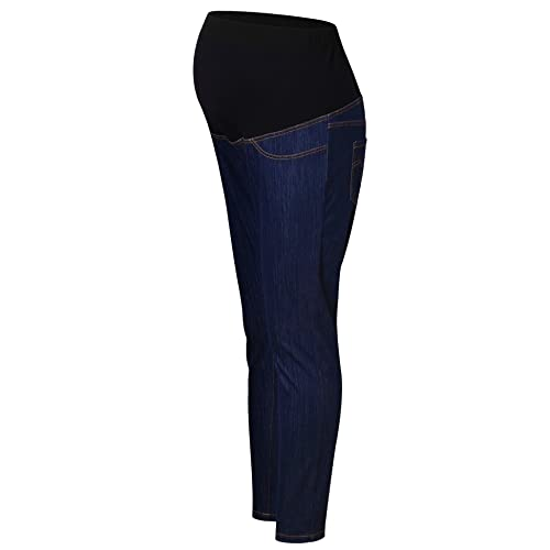 5b0840f902e4e Bhome Maternity Jeans Stretch High Waisted Pants,Dress Pants for Work  Career Office Pants