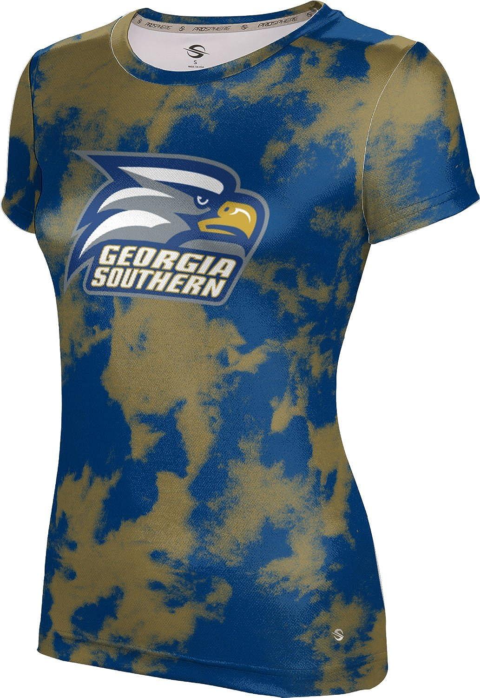 ProSphere Georgia Southern University Girls' Performance T-Shirt (Grunge)