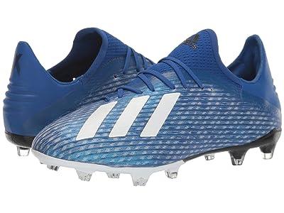 adidas X 19.2 FG (Team Royal Blue/Footwear White/Core Black) Men