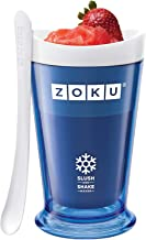 Zoku Slush & Shake Maker Máquina de helados y batidos