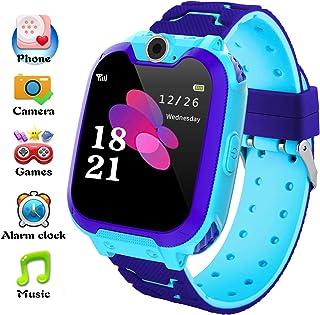 Reloj Inteligente para Niños,Kids Smartwatch con Cámara, L
