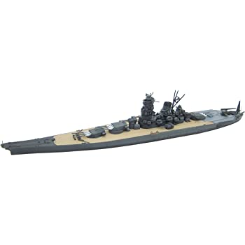 フジミ模型 1/700 特シリーズ No.4 戦艦 武蔵 就役時 プラモデル 特4