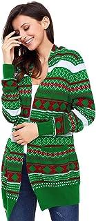 Cárdigan De Mujer Tamaño del otoño y del Invierno Cardigan Chaquetas Plus Jersey de Punto de Manga Larga Suelta el suéter ...
