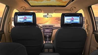 dodge ram headrest dvd player