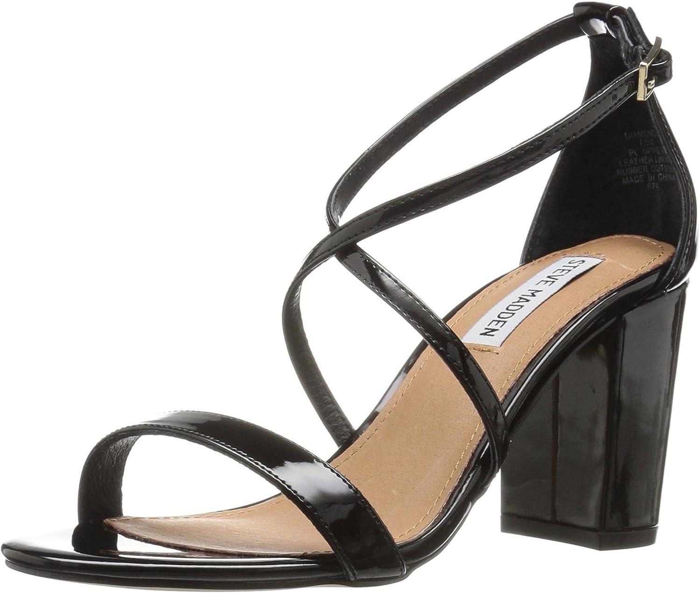 Steve Madden Womens Diamonde Dress Sandal