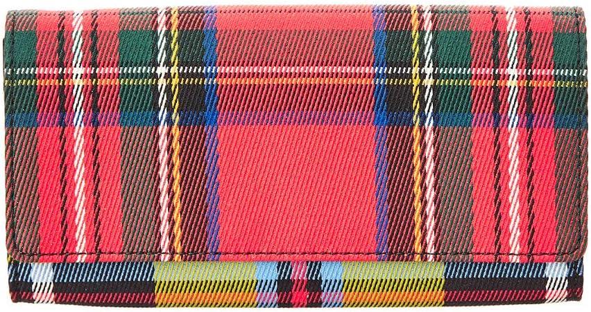 Burberry Halton Wallet- Red