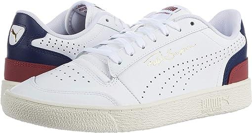 Puma White/Peacoat/Whisper White