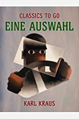 Eine Auswahl (Classics To Go) (German Edition) Kindle Edition