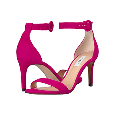 L.K. Bennett Dora (Power Pink Suede) Women