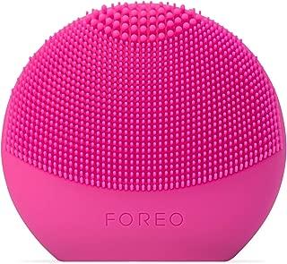FOREO LUNA fofo 智能分析洁面仪,紫红色,个性化清洁,独特的护肤程序,可连接蓝牙和智能手机app