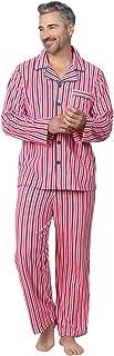 Pajamas Set for Men - Fleece Men Christmas Pajamas