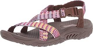 Women's Reggae-Sew What-Boho Woven Strappy Slingback Sandal