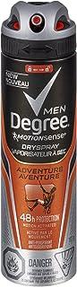 Degree Men MotionSense Adventure Dry Spray Antiperspirant 107g