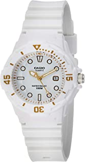 Casio Casual Watch Analog Display Quartz for Women LRW-200H-7E2V