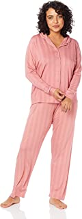 Pijama Camisa + Calça, Malwee Liberta, Feminino