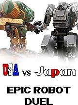 USA vs Japan: Epic Robot Battle (English Edition)