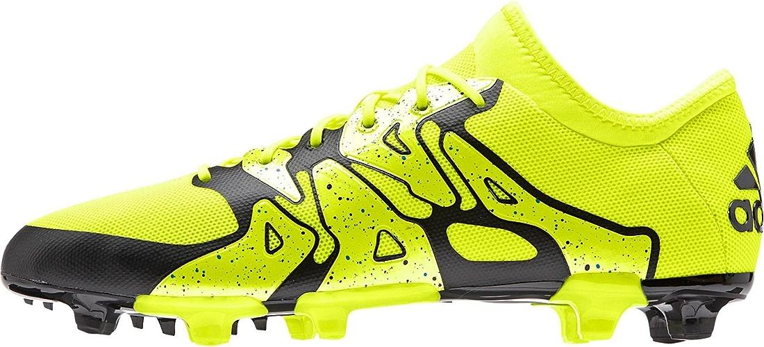 Adidas X15.2 FG AG, Chaussures de Football Homme