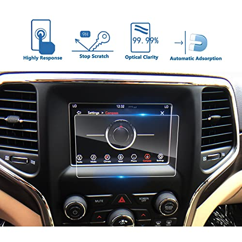 Navigation System For Jeep Grand Cherokee Amazon Com