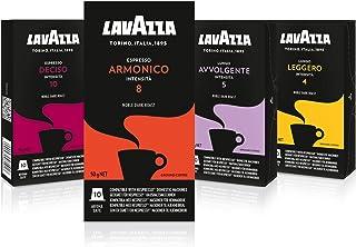 LAVAZZA 乐维萨Nespresso兼容胶囊,混装盒(5 x 10胶囊),4个品种
