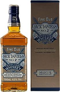 "Jack Daniel""s Legacy Edition 3 Bourbon Whiskey 1 x 0.7l"