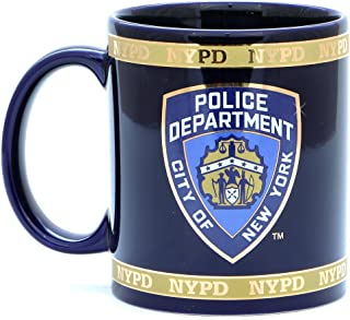NYPD Coffee Mug Officially Licensed by The New York Police Department