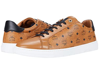 MCM Terrain Derby Sneaker (Cognac) Men