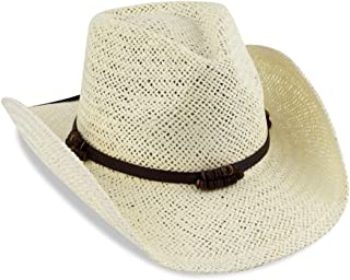 Amazon.com  Ivory - Cowboy Hats   Hats   Caps  Clothing 3121eb9ceccb