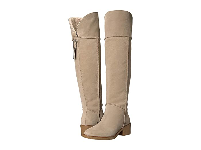 Report Womens Janelle Over The Knee Boot