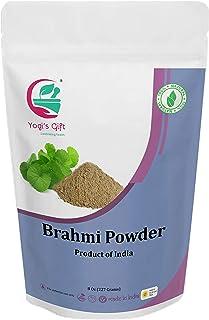 YOGIs GIFT | Organic Brahmi Powder 8 Oz | Bacopa Monnieri powder | Great ingredient for hair mask