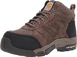 "6"" Lightweight Waterproof Work Hiker Carbon Nano Toe"