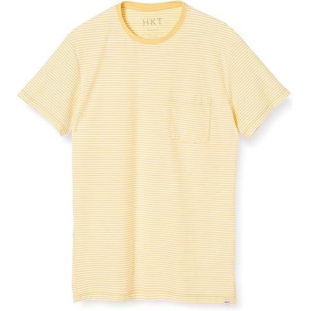HKT by Hackett Hkt Pkt Str tee Camiseta para Hombre