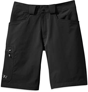 Outdoor Research 男士 OR M'S Voodoo Shorts - Charcoal 幅度软壳短裤 250093
