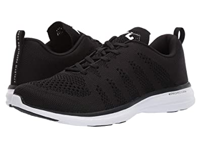 Athletic Propulsion Labs (APL) Techloom Pro (Black/White/Black) Men