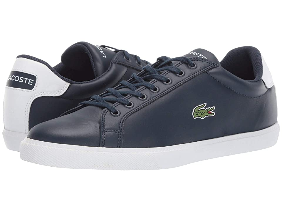Lacoste Grad Vulc 119 1 P SMA (Navy/White) Men