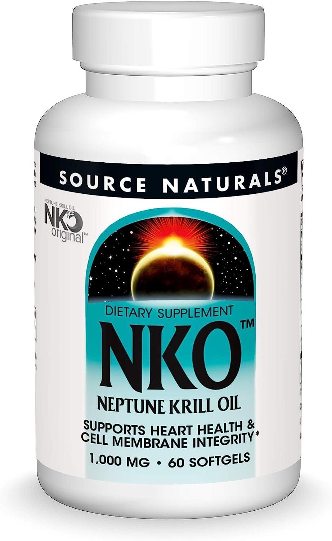 Neptune Krill In stock Japan's largest assortment Oil NKO 60 mg 1000 SoftGels