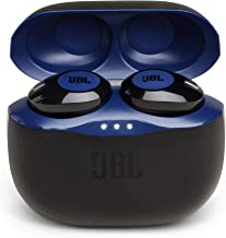 JBL TUNE 120TWS - True Wireless in-Ear Headphone - Blue