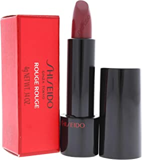Shiseido Rouge Rouge Lipstick for Women, RD504 Rum Punch, 4g