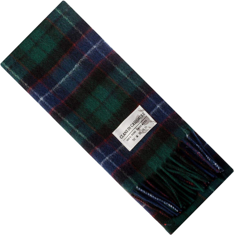 Cashmere Clan Scarf Galbraith Modern