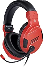PS4 HEADSET V3 RED (PS4)
