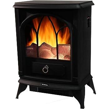 electric stove fan heater