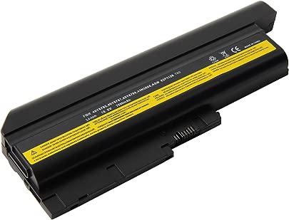 7200mAh Notebook Laptop Ersatz Akku Batterie f r Lenovo Thinkpad SL300 SL400 ersetzt 92P1137 92P1141 40Y6797 Schätzpreis : 29,90 €