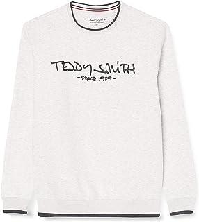 Teddy Smith Men's Siclass Rc Sweatshirt